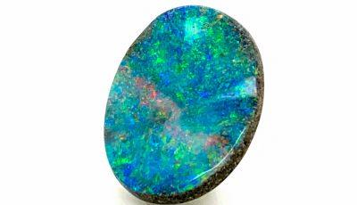 Opal Boulder, Kategorie Edelsteine